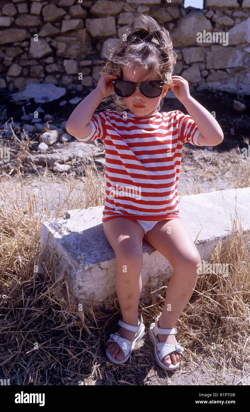 9ce027393d7a 2 Year Old Girl Wearing Sunglasses Stock Photos & 2 Year Old Girl ...
