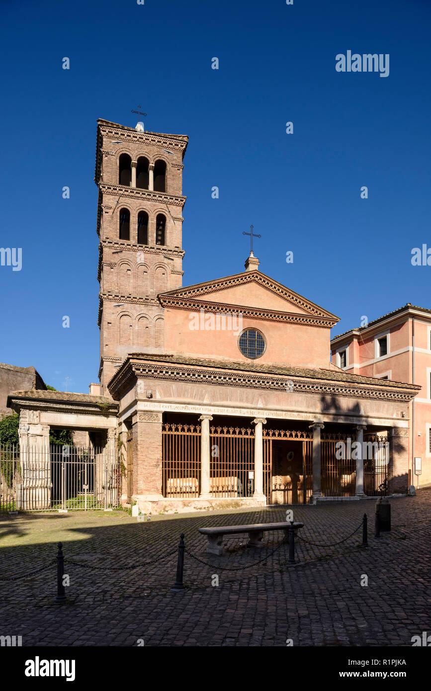San giorgio in velabro stock photos san giorgio in for Arco arredamenti san giorgio
