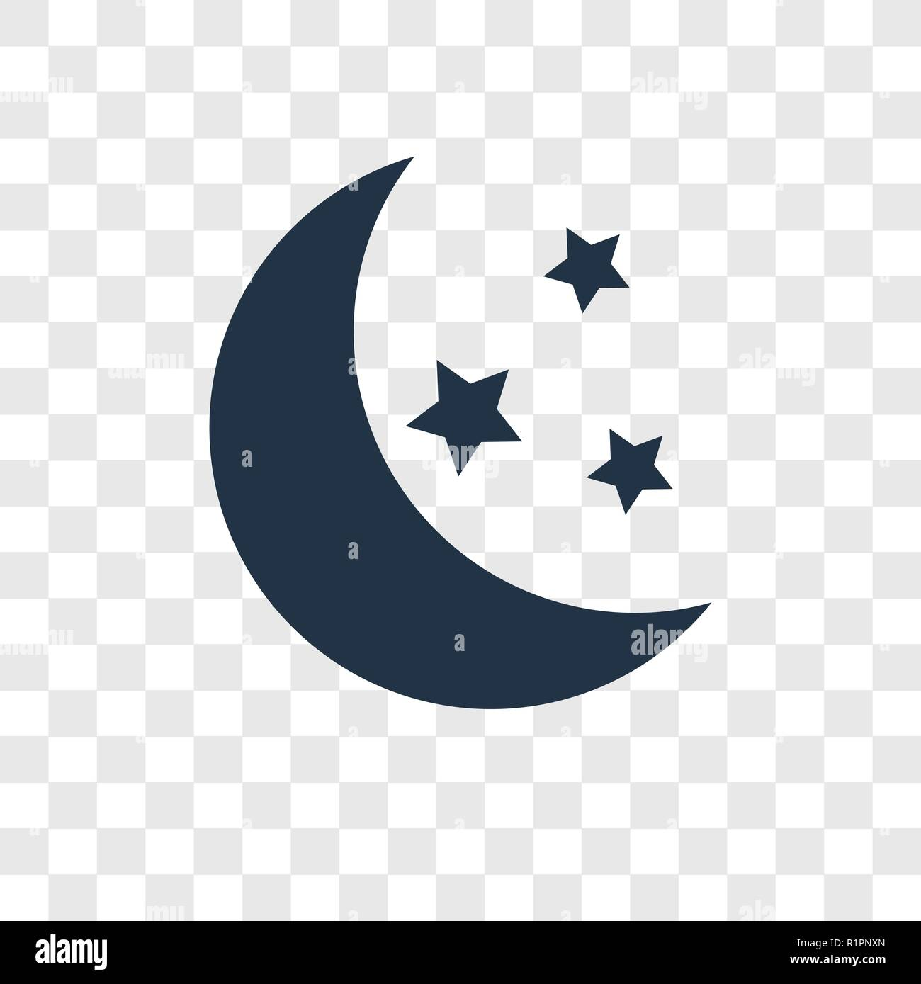 moon vector icon isolated on transparent background moon transparency logo concept stock vector image art alamy https www alamy com moon vector icon isolated on transparent background moon transparency logo concept image224849597 html