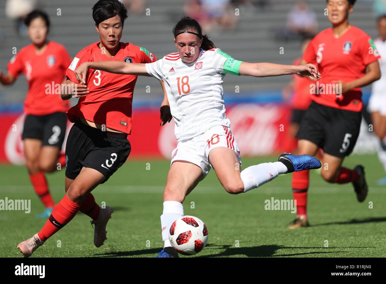 Montevideo Uruguay 14th Nov 2018 Spanish Eva Navaro C Vies