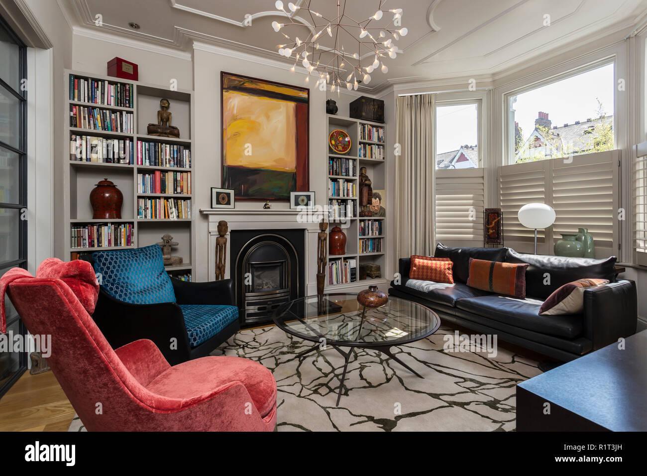 London House - Stock Image