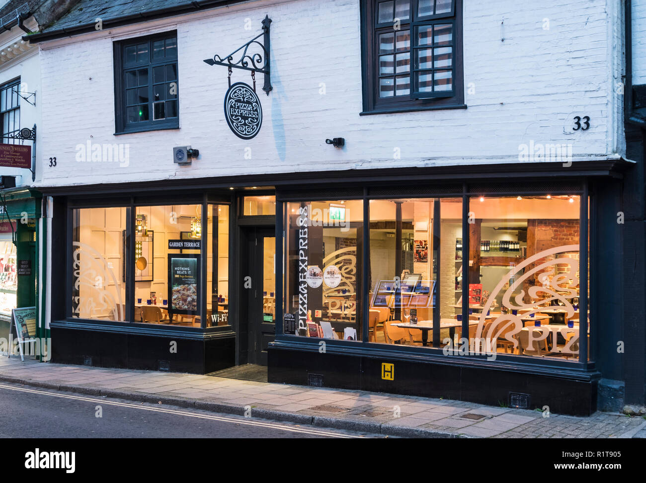 Uk Pizza Stock Photos Uk Pizza Stock Images Alamy