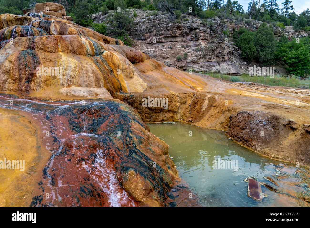 Durango Hot Springs >> Pinkerton Hot Springs Outside Of Durango Colorado Along The