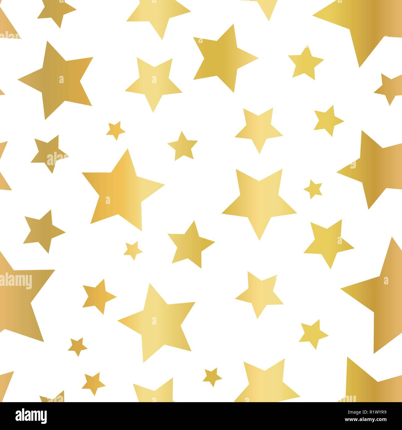 golden stars on white background gold night sky elegant and fancy design for web banner digital paper gift wrap card birthday wedding kids party