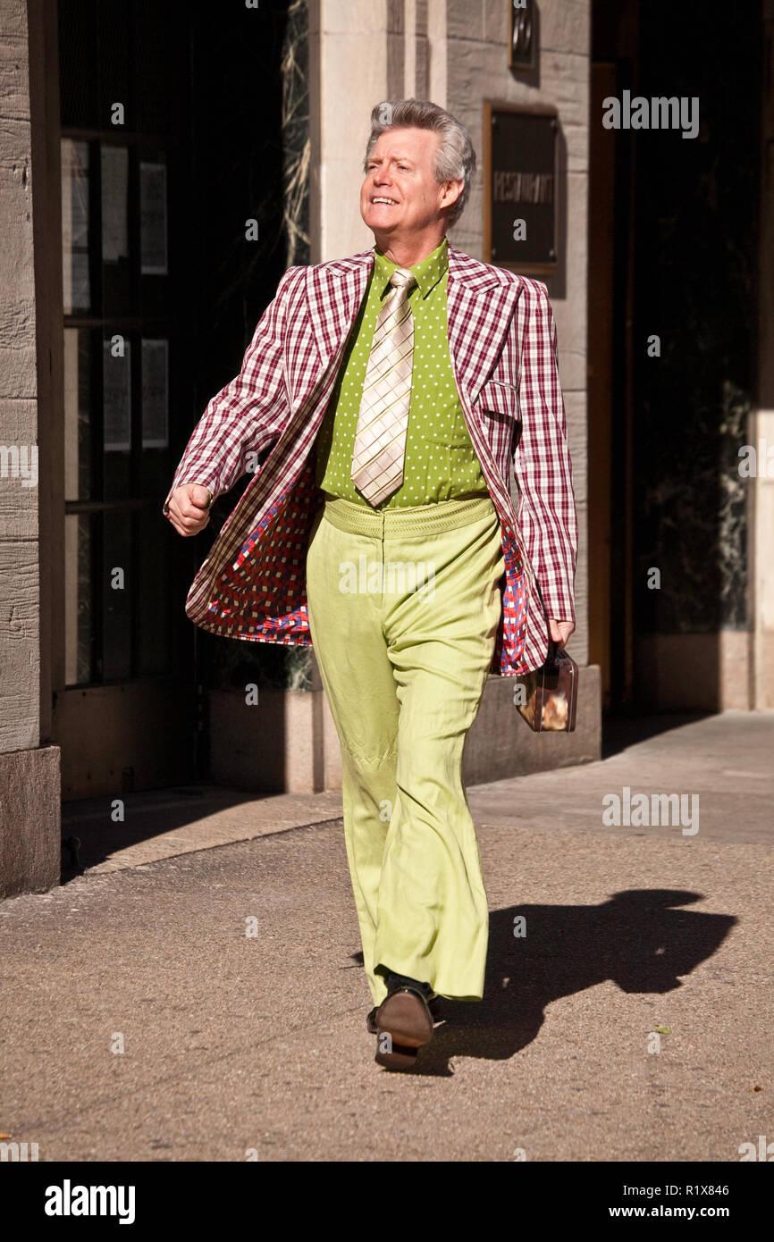 Badly Dressed Man Stock Photos & Badly Dressed Man Stock
