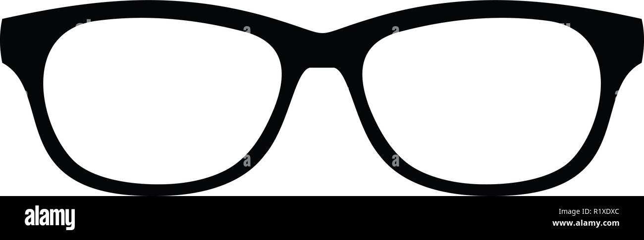 03045be5e0a Photochromic spectacles icon. Simple illustration of photochromic  spectacles vector icon for web - Stock Image