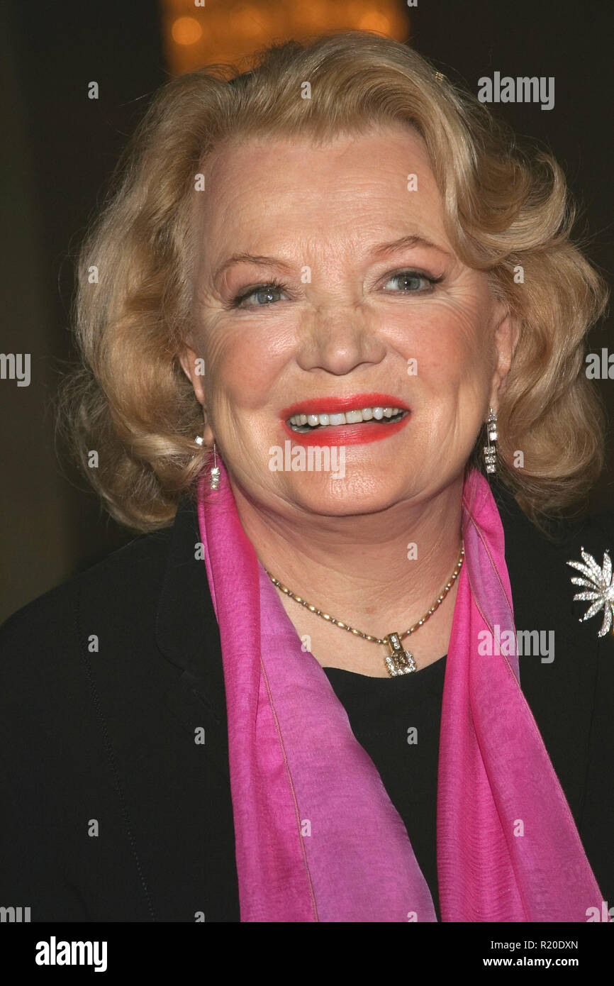 Gena Rowlands   06/12/05 'The 32nd Annual Vision Awards'   @ Beverly Hilton Hotel, Beverly Hills Photo by Ima Kuroda/HNW / PictureLux  (June 12, 2005) - Stock Image