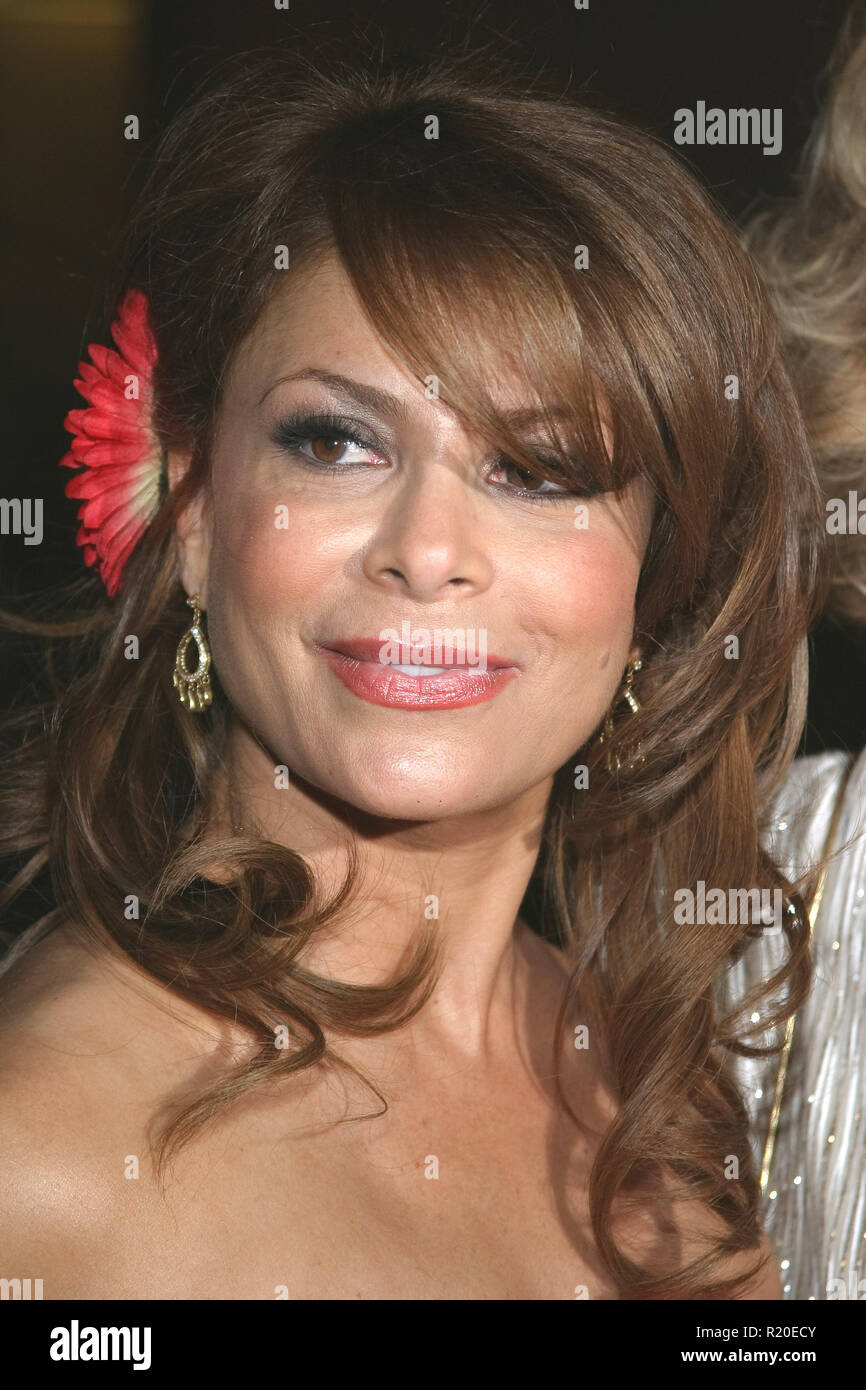 Paula Abdul   06/12/05 'The 32nd Annual Vision Awards'   @ Beverly Hilton Hotel, Beverly Hills Photo by Ima Kuroda/HNW / PictureLux  (June 12, 2005) - Stock Image