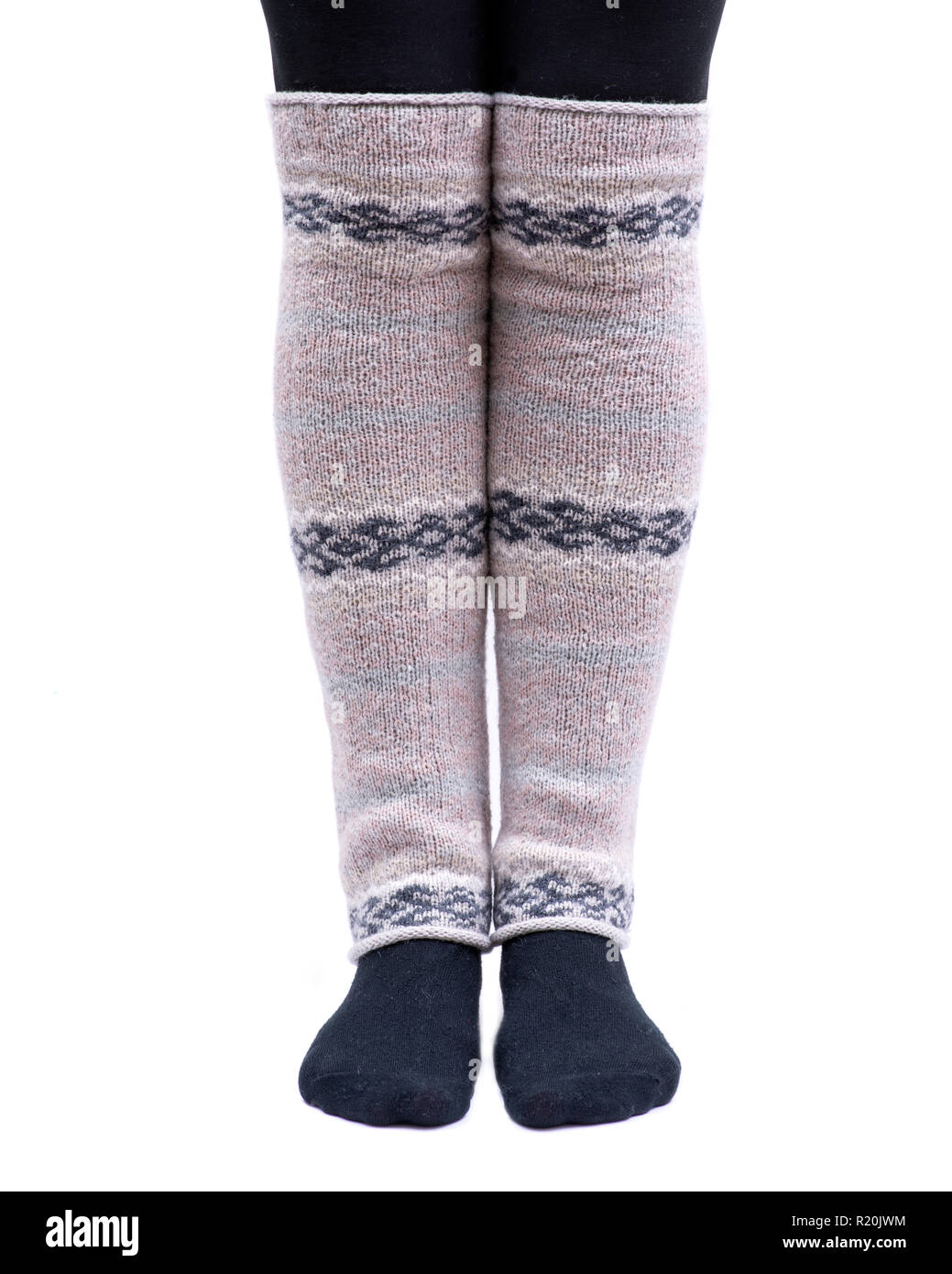2019 year lifestyle- Wear to what with white leg warmers