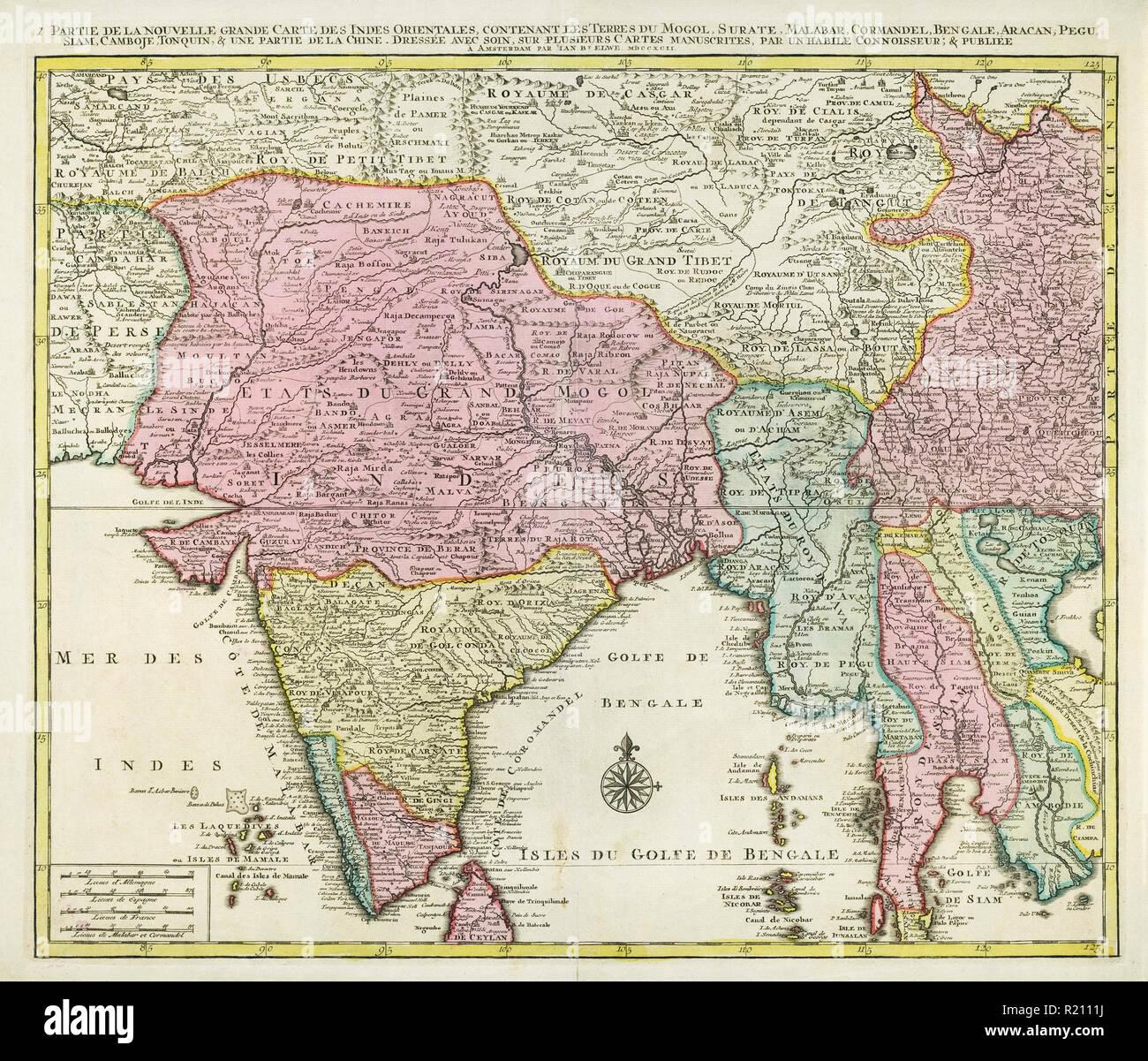 India Map Asia.Map Of Asia Map India Map Stock Photos Map Of Asia Map India Map