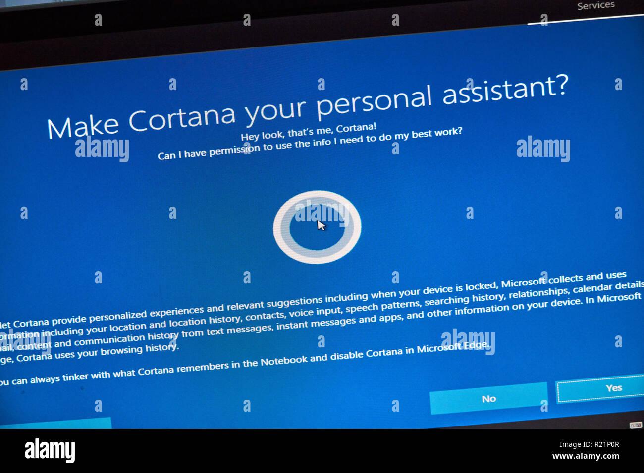 Cortana Stock Photos & Cortana Stock Images - Alamy