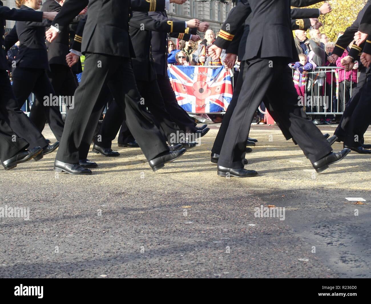 The Lord Mayors Parade Stock Photo
