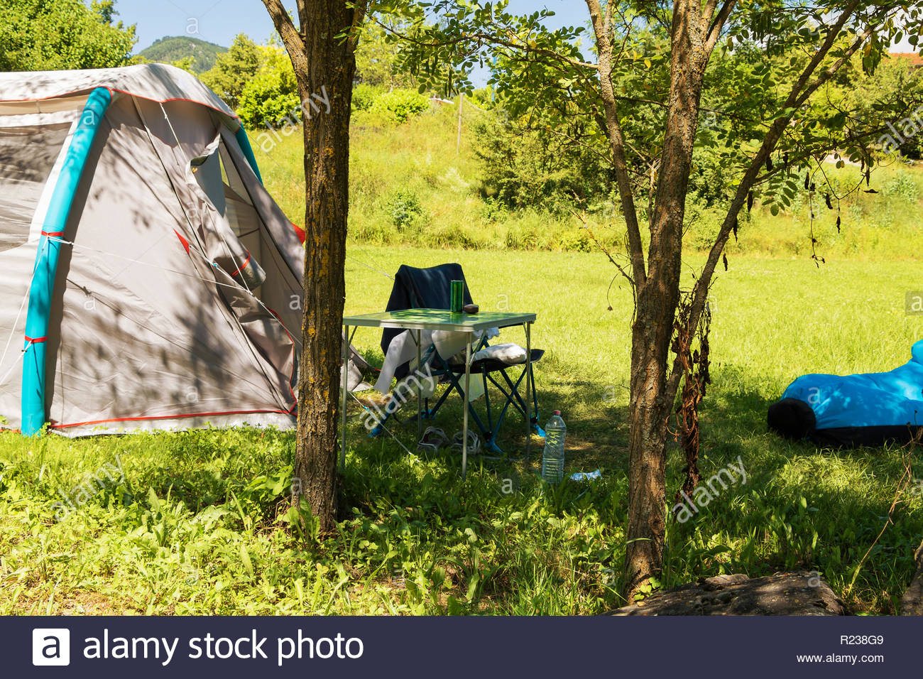 sneakers for cheap 87782 beaa2 Camping Equipment Stock Photos & Camping Equipment Stock ...