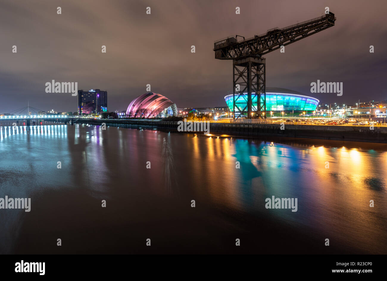 Glasgow, Scotland, UK - November 6, 2018: - Stock Image