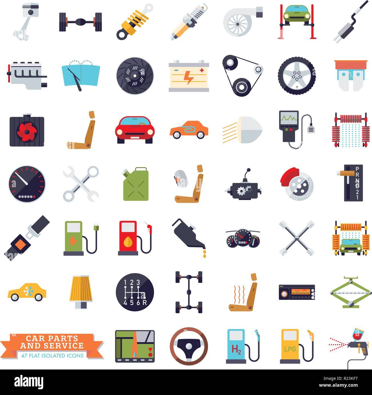 car parts illustration stock photos car parts. Black Bedroom Furniture Sets. Home Design Ideas