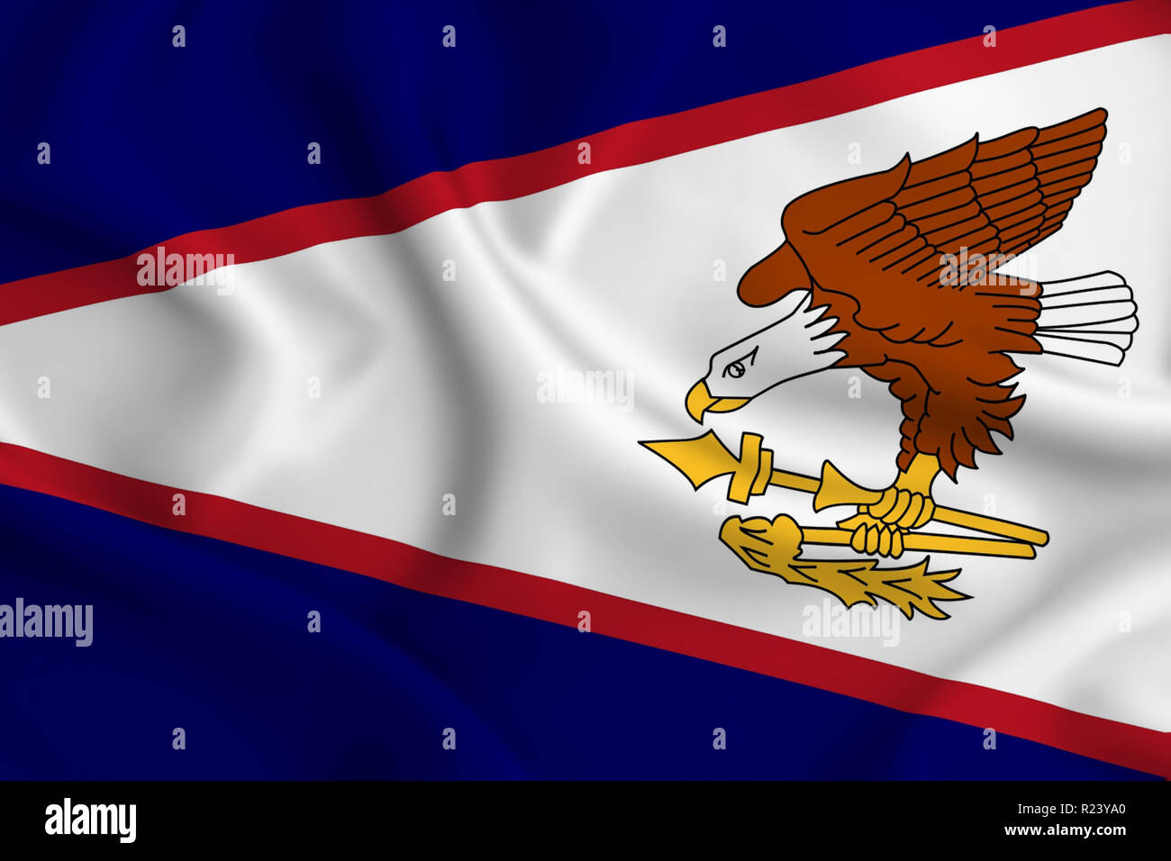 Samoa Waving Flag Stock Photos & Samoa Waving Flag Stock Images - Alamy