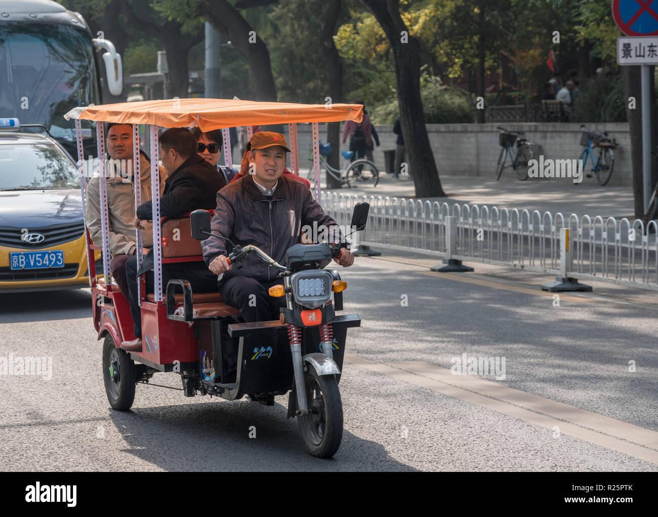 Rickshaw Bajaj Stock Photos & Rickshaw Bajaj Stock Images - Alamy