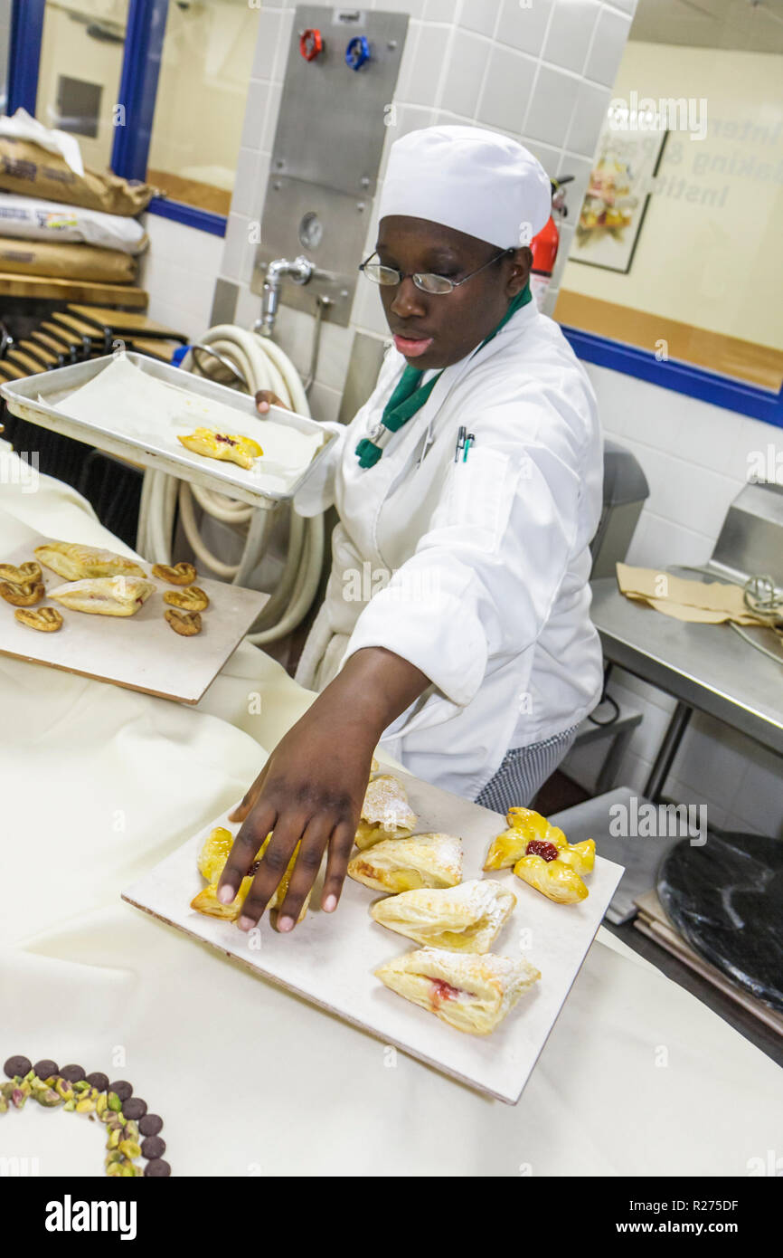 North Miami Florida Johnson And Wales University Open House Culinary