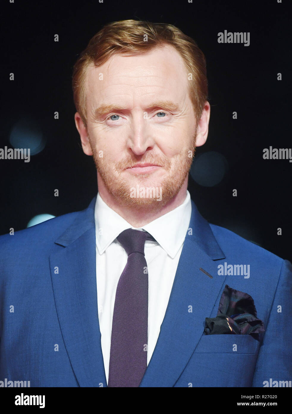 62nd London Film Festival - The Outllaw King - Premiere  Featuring: Tony Curran Where: London, United Kingdom When: 17 Oct 2018 Credit: WENN.com Stock Photo