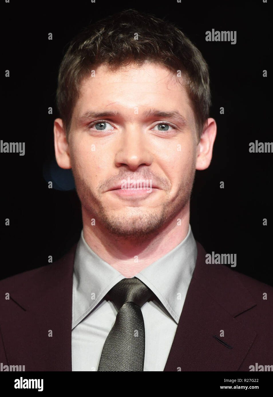 62nd London Film Festival - The Outllaw King - Premiere  Featuring: Billy Howle Where: London, United Kingdom When: 17 Oct 2018 Credit: WENN.com Stock Photo