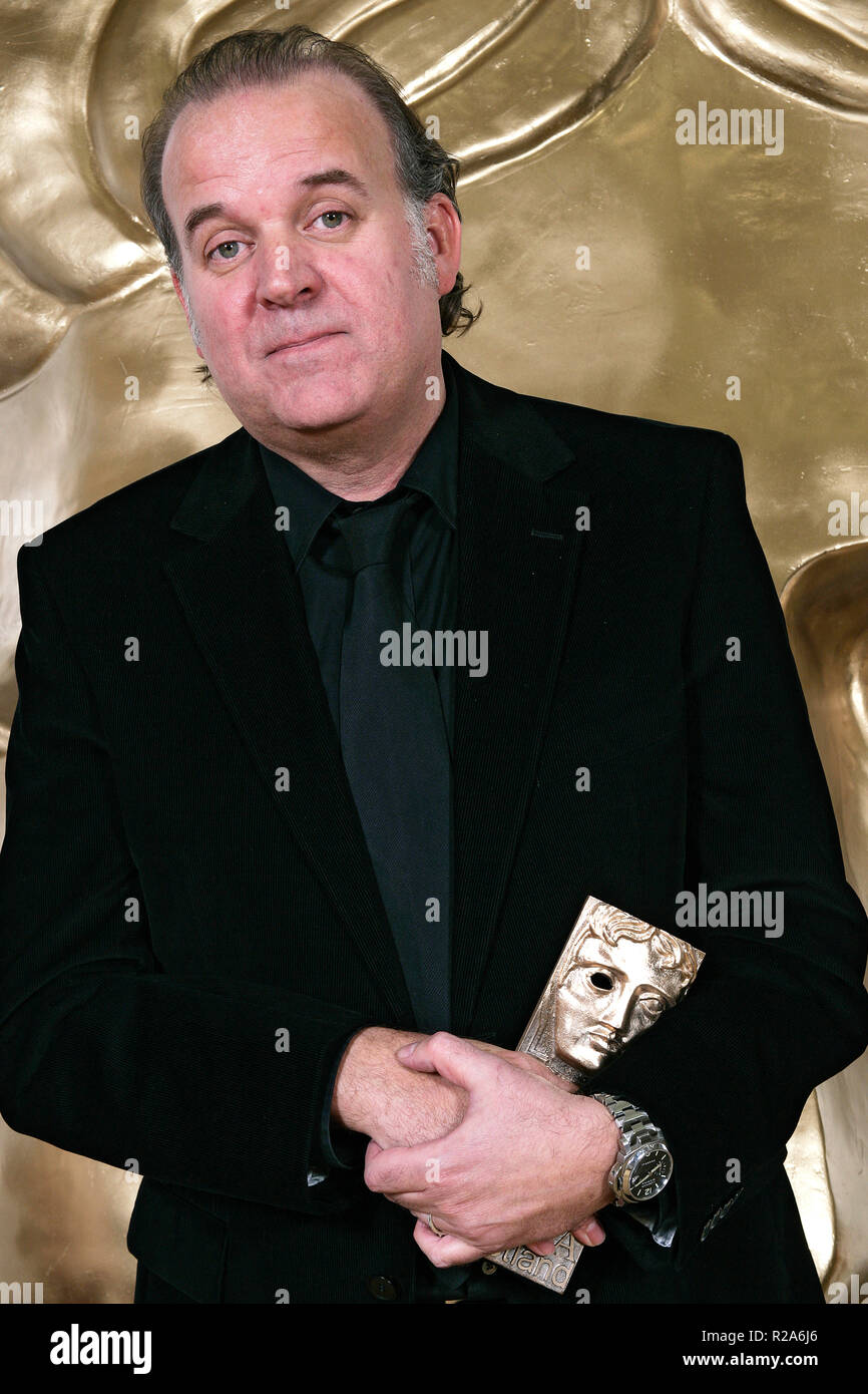Scottish born Craig Armstrong was classically trained before having a brief career in pop music until he found fame as a composer of film music. He is much in demand in Hollywood and has scored many top films directed by 'A' list directors such as Baz Lurman and Oliver Stone and many others. He does smile; I have seen him do it! Alan Wylie/ALAMY © - Stock Image