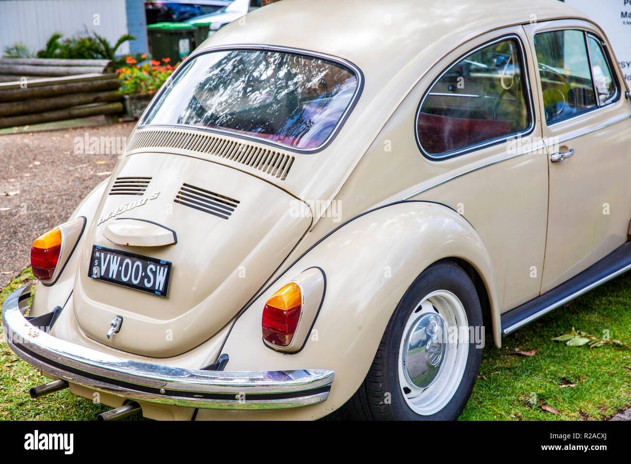 Vw Beetle Boot High Resolution Stock Photography And Images Alamy