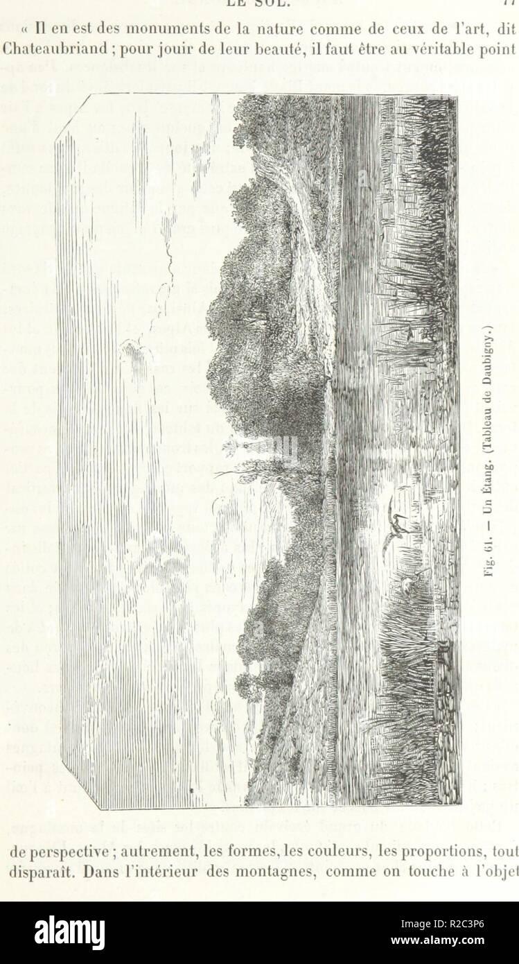page 87 of 'Le Monde vu par les artistes. Géographie artistique. . Ouvrage orné d'environ 600 gravures et cartes' . - Stock Image