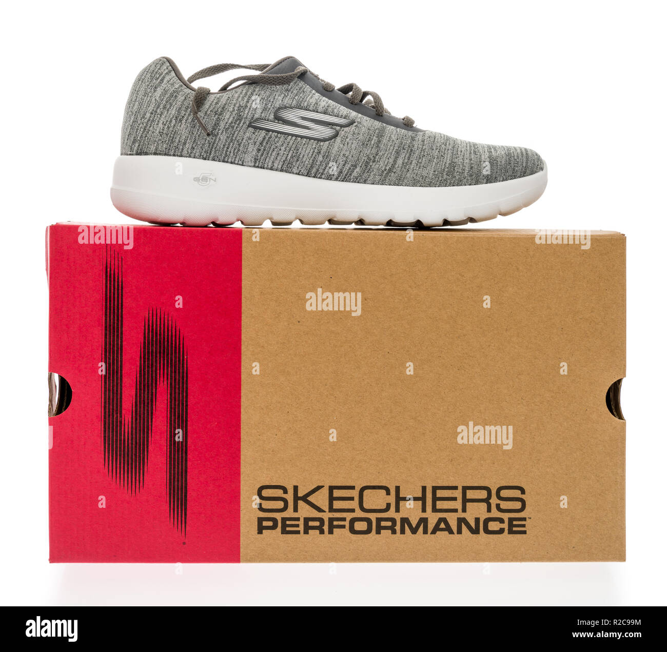 variedad de estilos de 2019 zapatos clasicos selección asombrosa Skechers Shoe High Resolution Stock Photography and Images - Alamy
