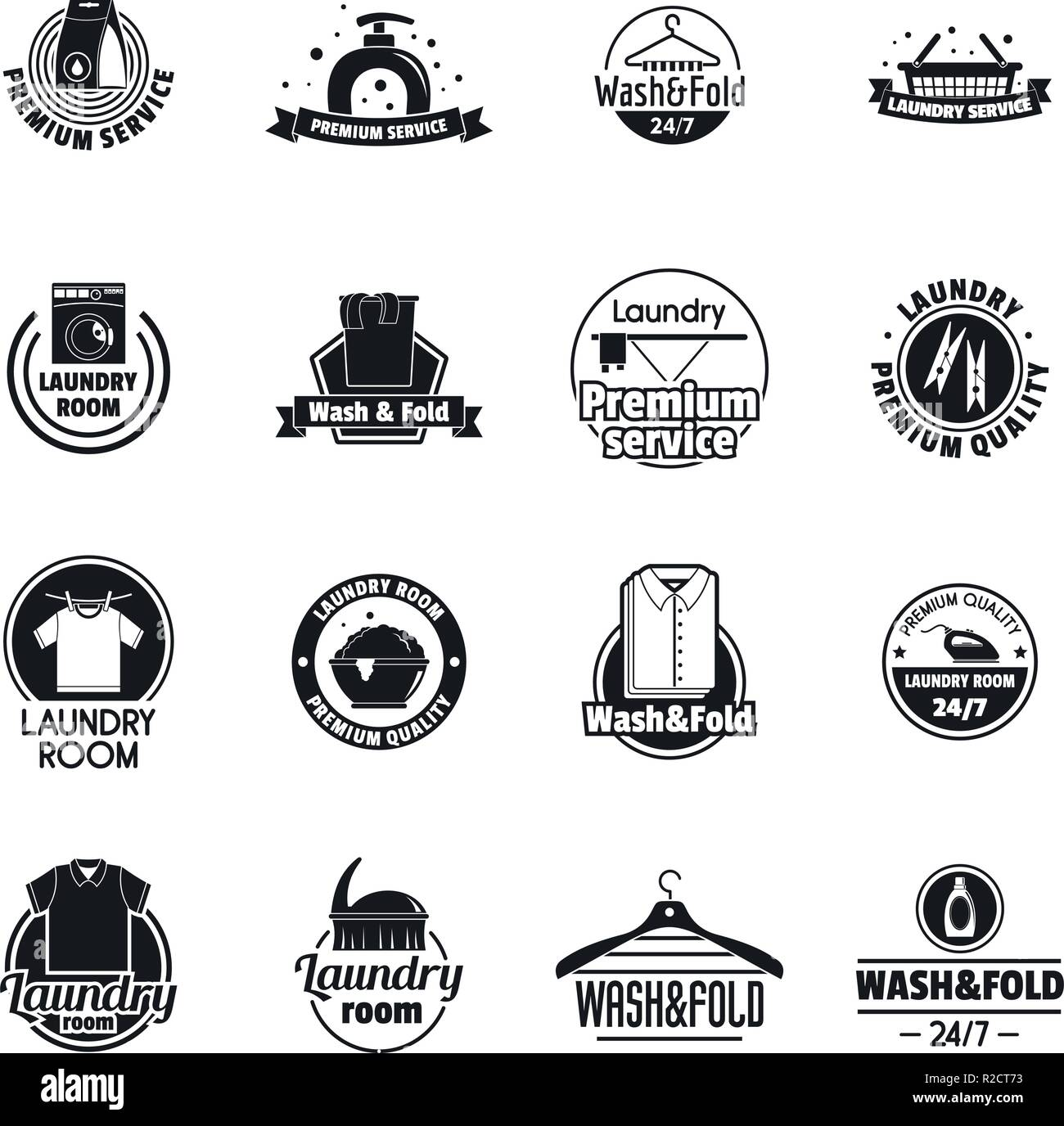 Washing Machine Logo Stock Photos & Washing Machine Logo ...