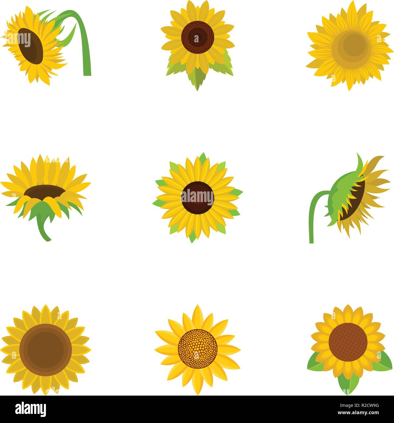 Sunflower Clip Art at Clker.com - vector clip art online, royalty free &  public domain