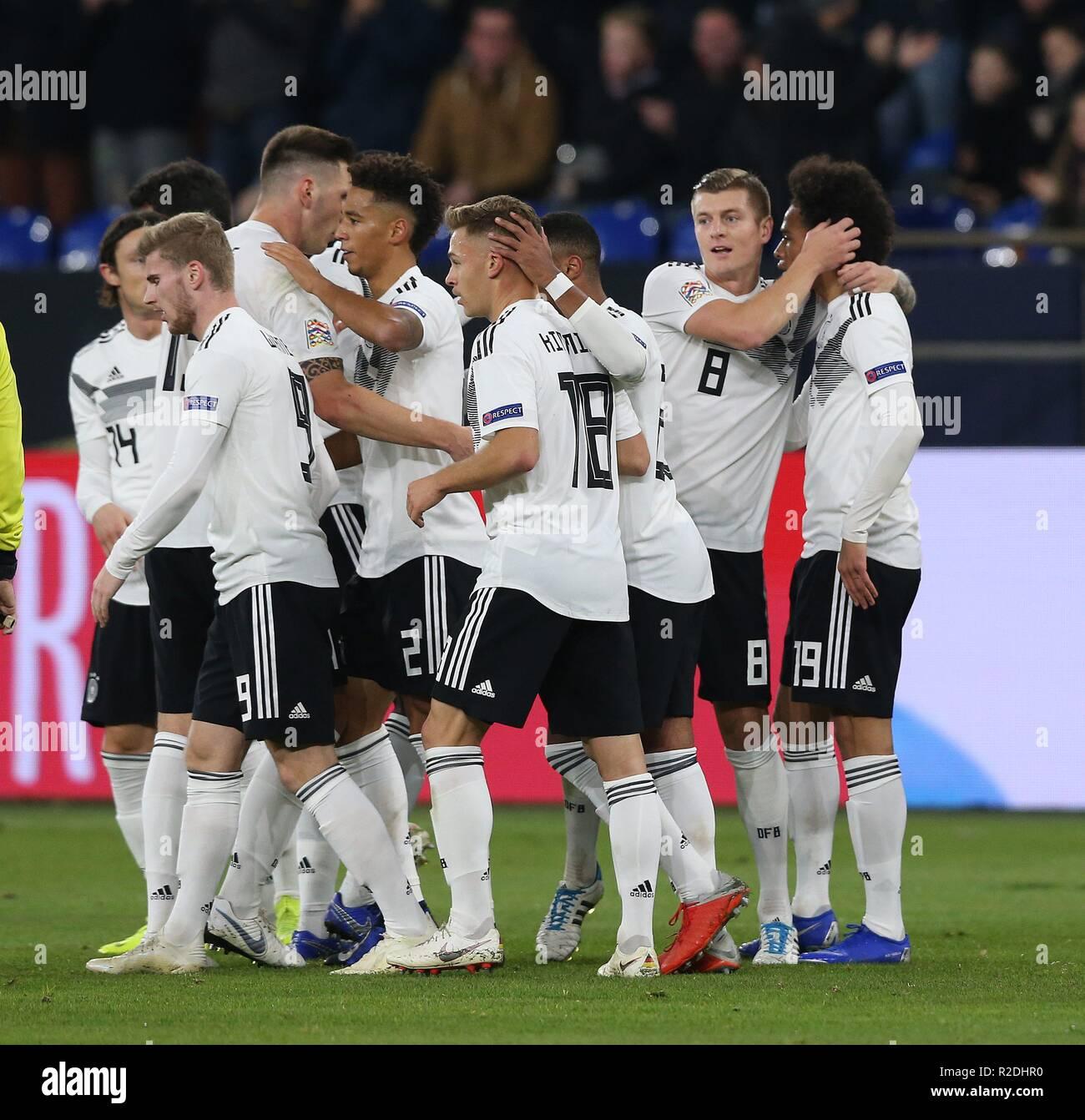 Deutschland Holland Live