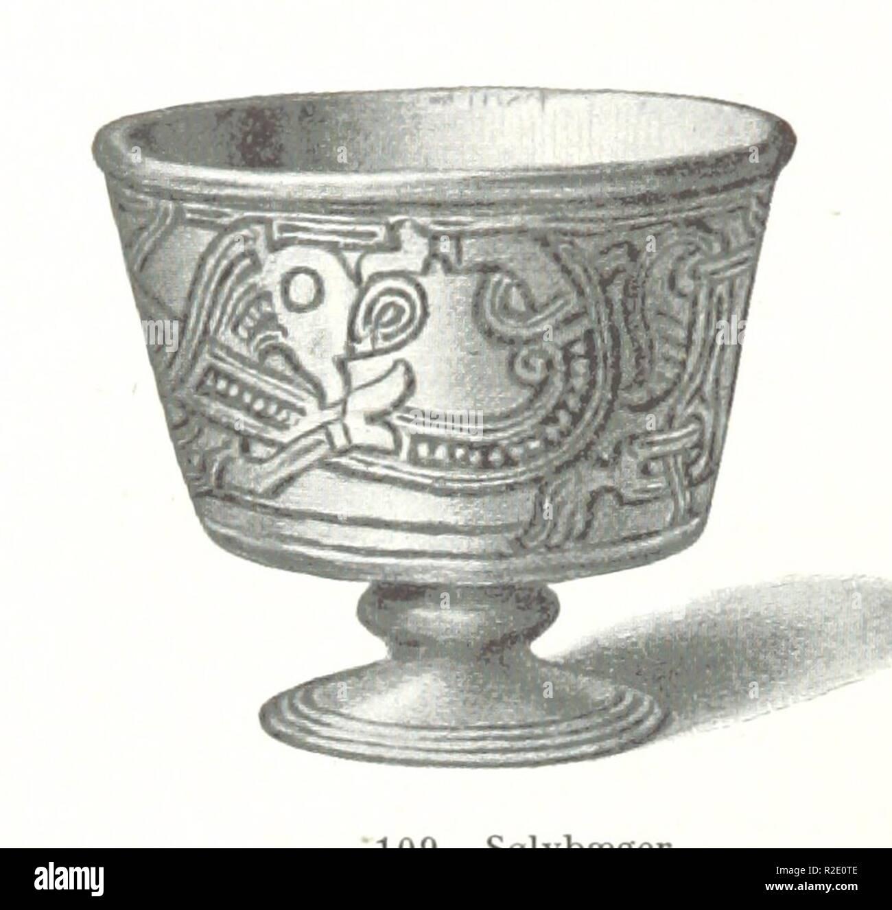 page 348 of 'Danmarks Riges Historie af J. Steenstrup, Kr. Erslev, A. Heise, V. Mollerup, J. A. Fridericia, E. Holm, A. D. Jørgensen. Historisk illustreret' . - Stock Image
