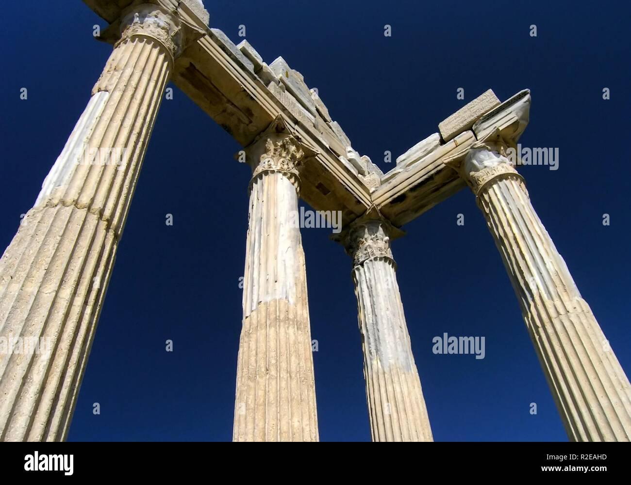 sky column Stock Photo