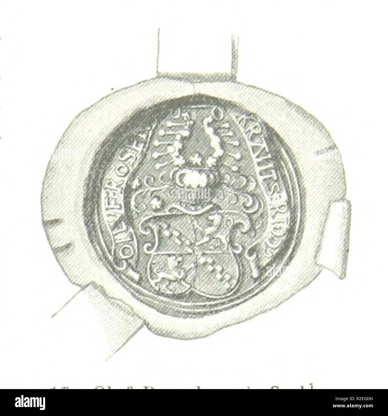 page 473 of 'Danmarks Riges Historie af J. Steenstrup, Kr. Erslev, A. Heise, V. Mollerup, J. A. Fridericia, E. Holm, A. D. Jørgensen. Historisk illustreret' . - Stock Image