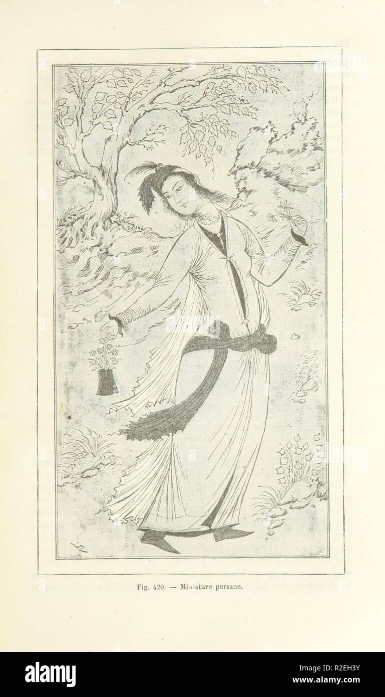 page 515 of 'Le Monde vu par les artistes. Géographie artistique. . Ouvrage orné d'environ 600 gravures et cartes' . - Stock Image