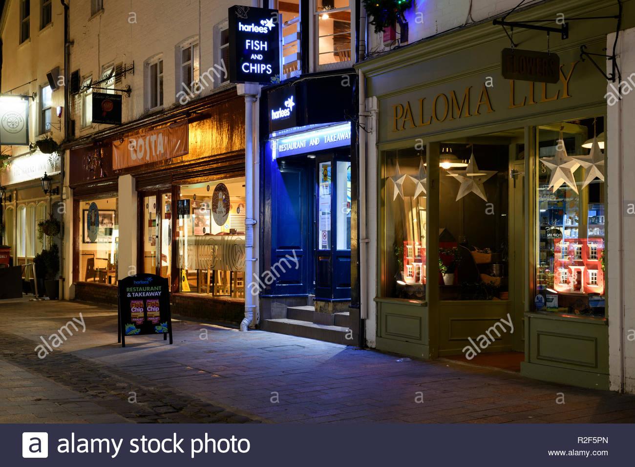 Salisbury, Wiltshire, England, UK - Stock Image