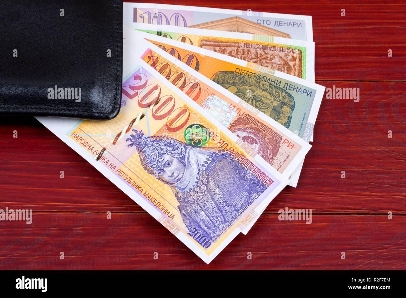 Macedonian Money Stock Photos & Macedonian Money Stock