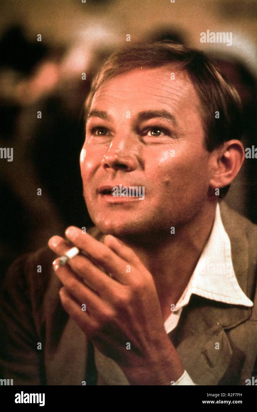 Out of Africa  Year : 1985 USA Director : Sydney Pollack Klaus Maria Brandauer, - Stock Image