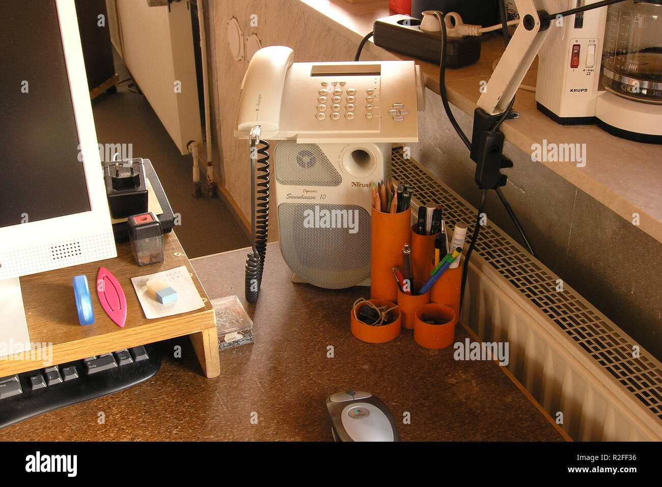 phone place (1) - Stock Image