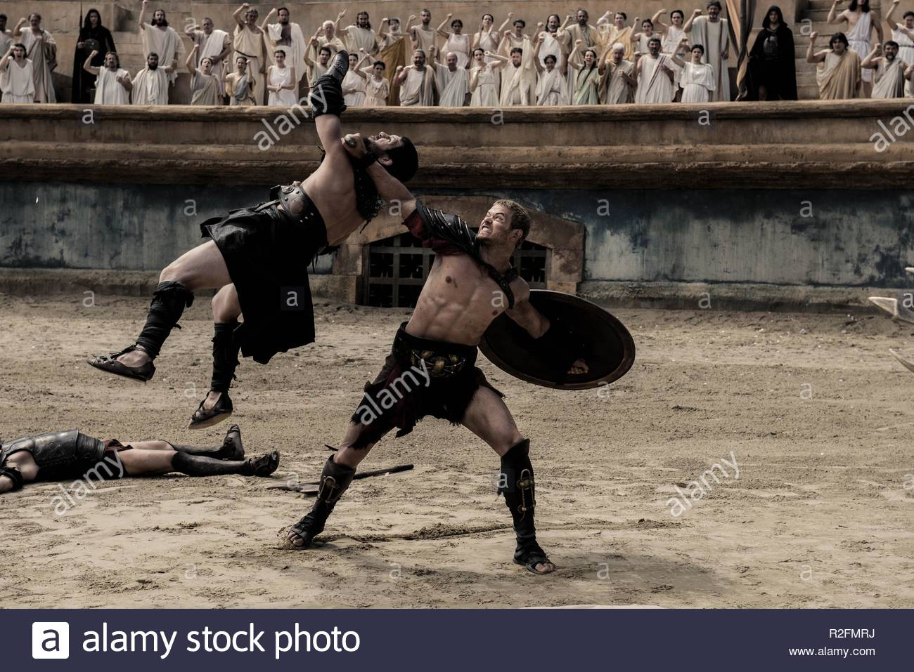 Legend Of Hercules Stock Photos and Images