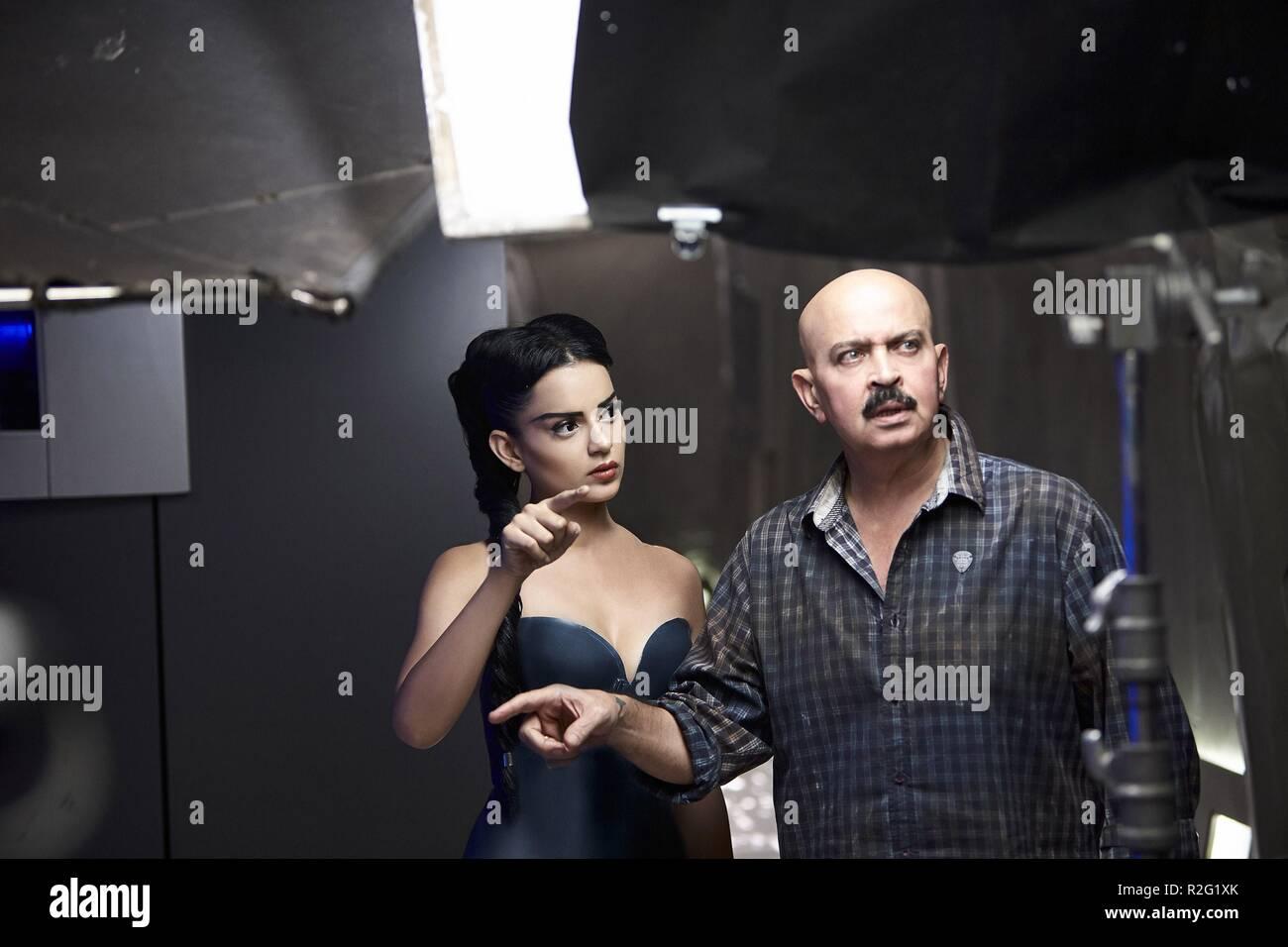 Krrish 3 Year 2013 India Director Rakesh Roshan Kangana