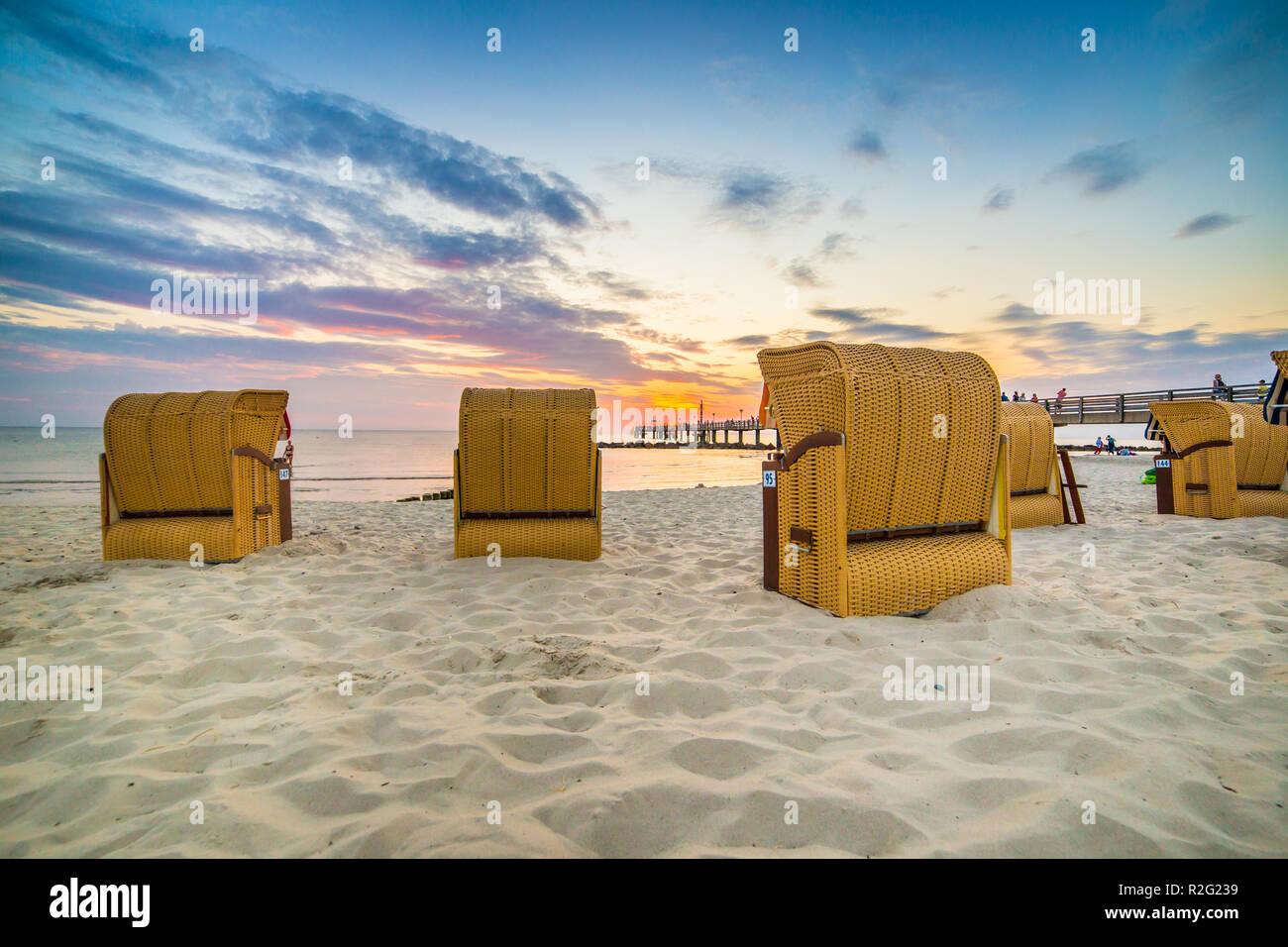 Baltic Sea - Germany - Stock Image