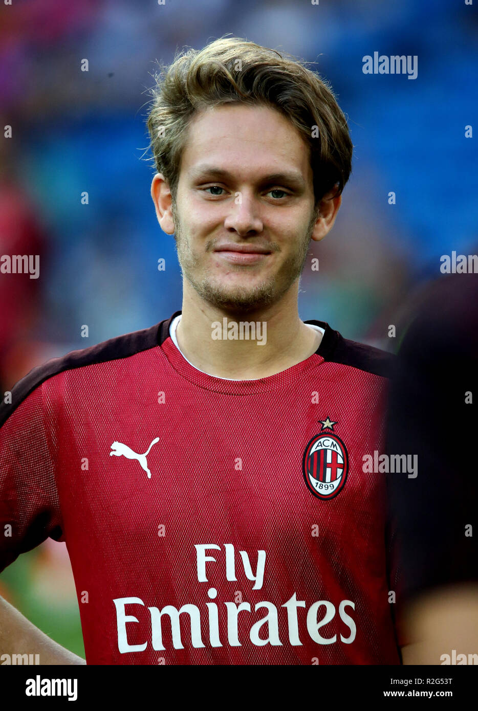 Alen Halilovic High Resolution Stock Photography and Images - Alamy