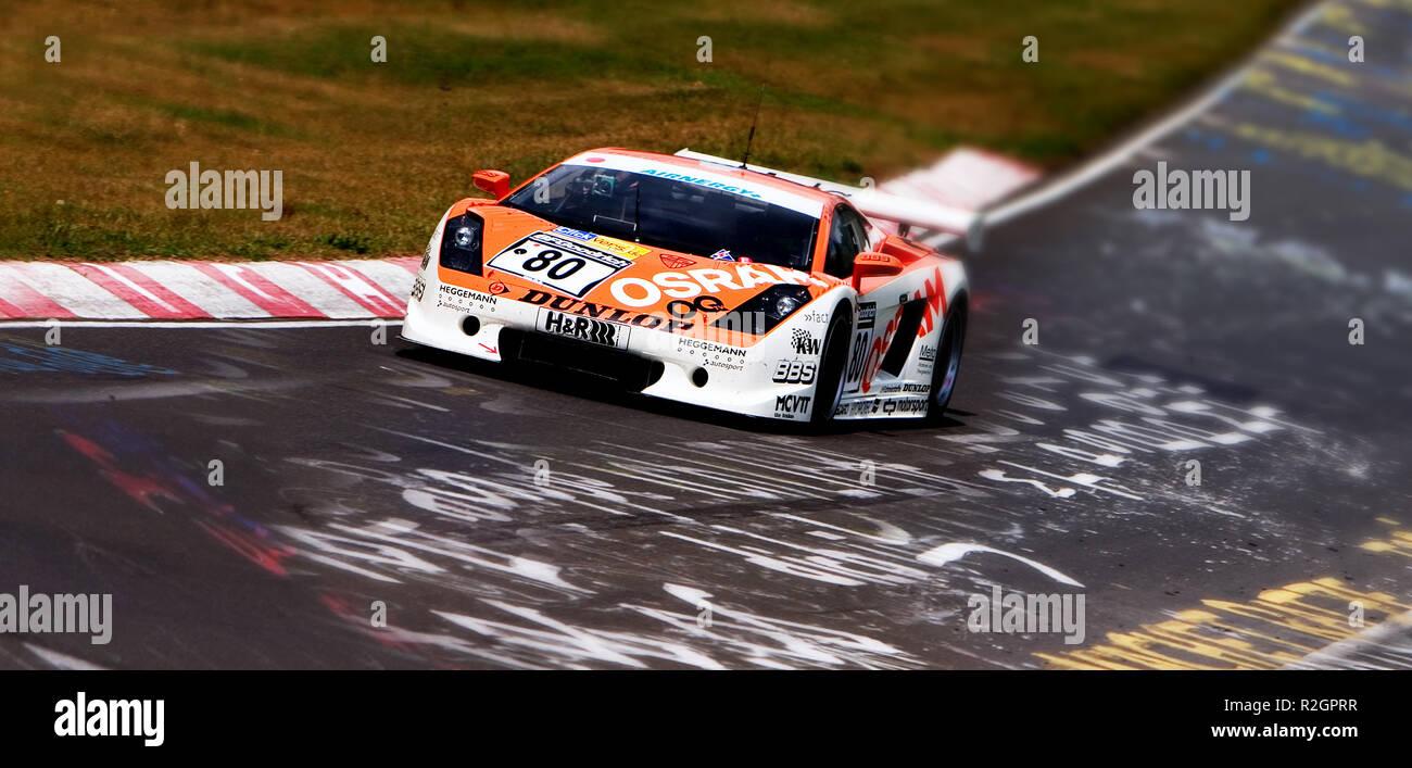 Lamborghini Gallardo Racing Stock Photos Lamborghini Gallardo