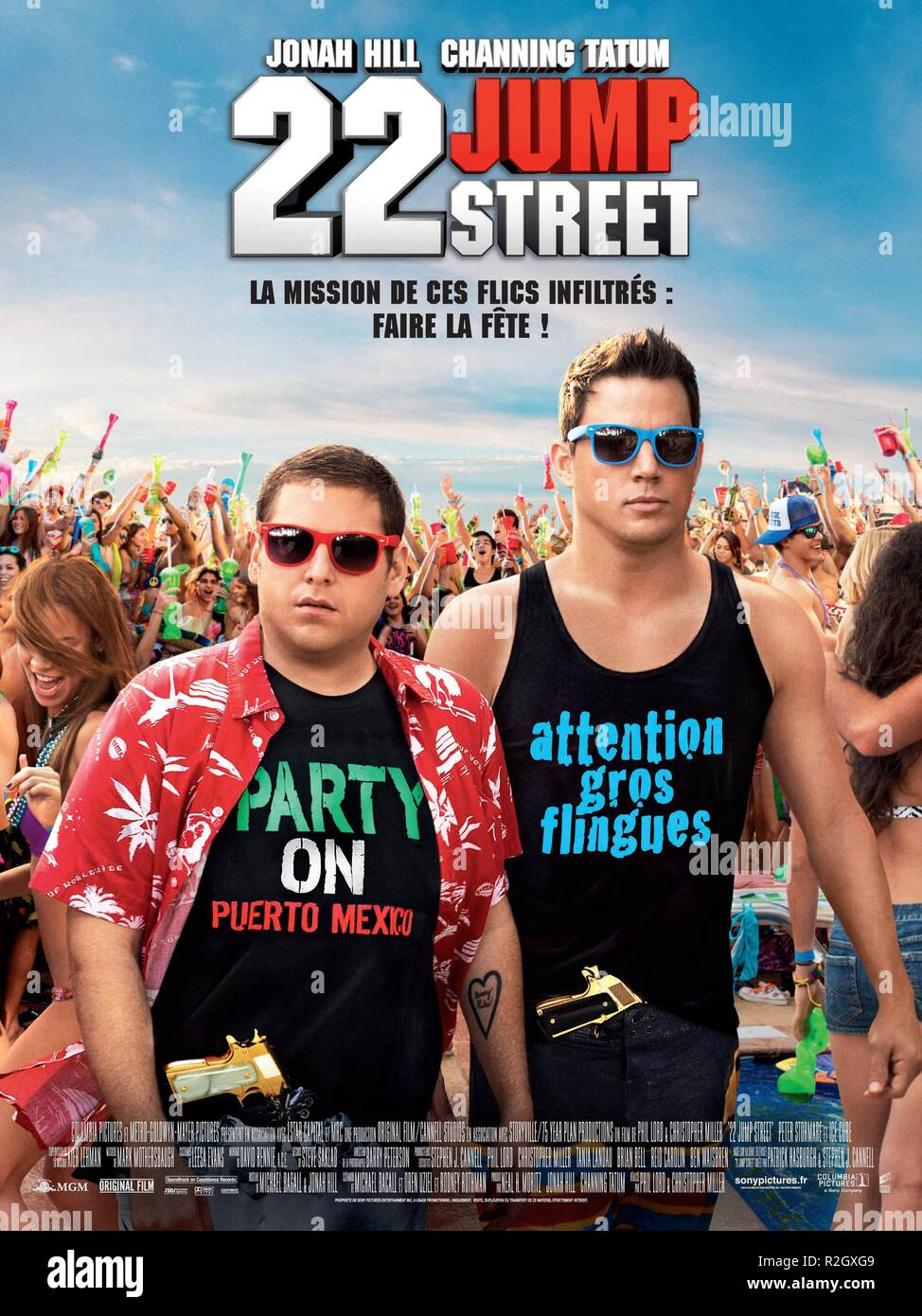22 Jump Street Year : 2014 USA Director : Phil Lord