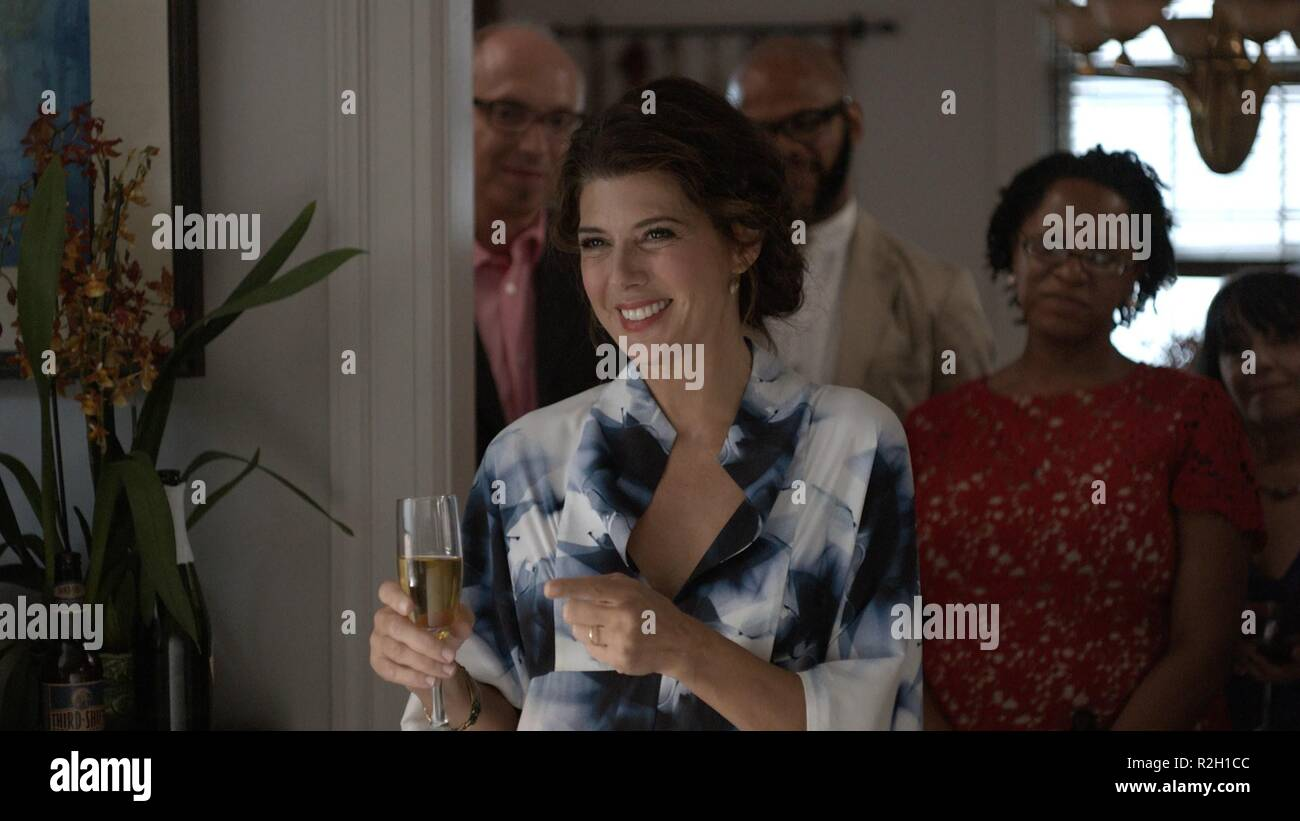 Love Is Strange Year : 2014 USA Director : Ira Sachs Marisa Tomei - Stock Image
