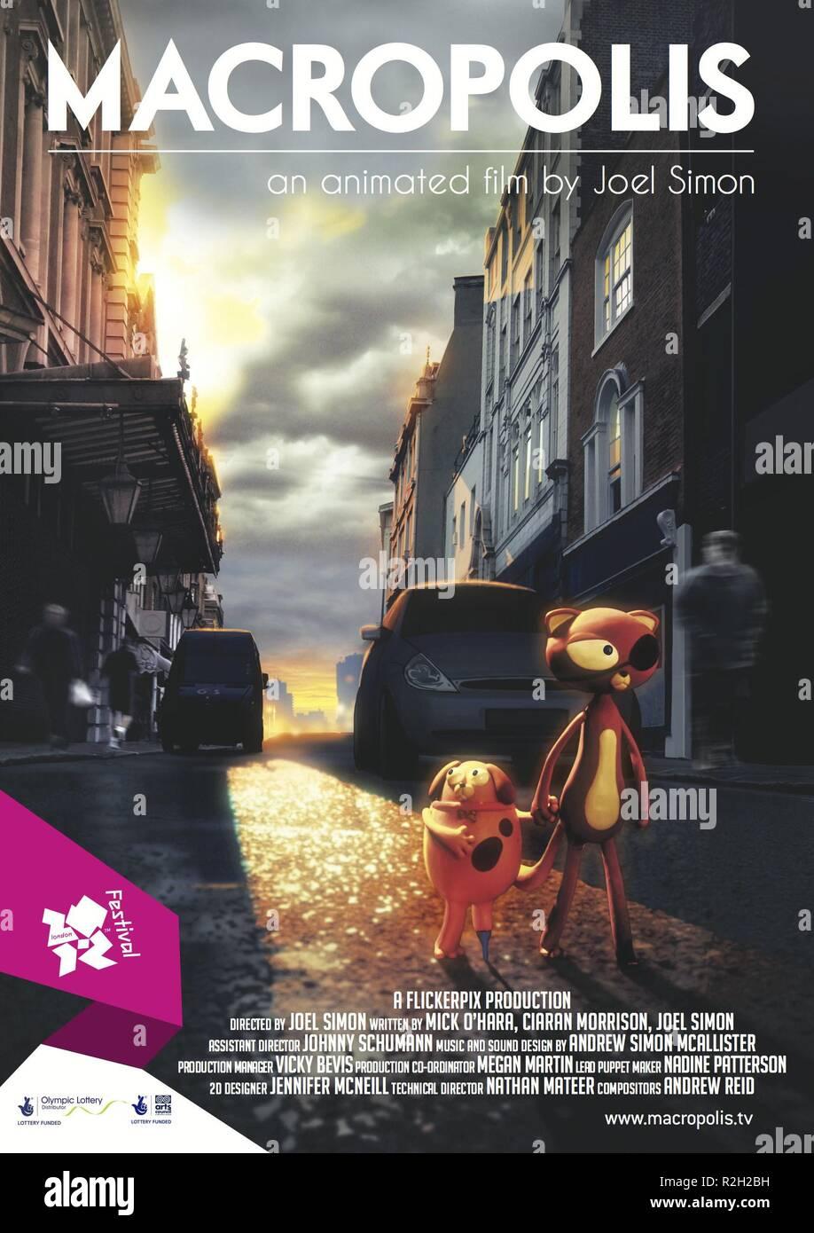 Macropolis Year : 2012 UK / Ireland Director : Joel Simon Animation