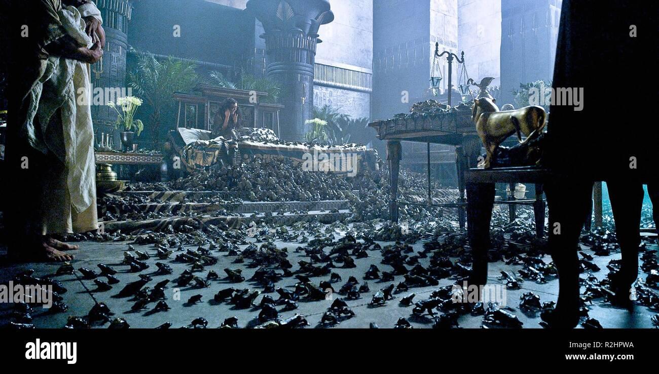 Exodus: Gods and Kings Year: 2014 USA / UK Director : Ridley Scott - Stock Image