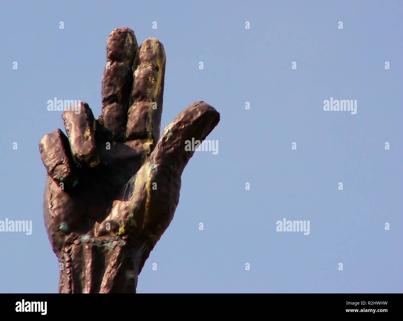 oath - Stock Image
