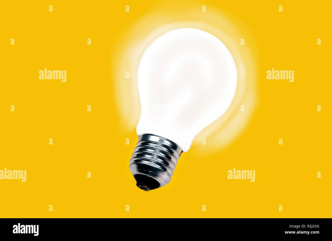 1000 watts Stock Photo